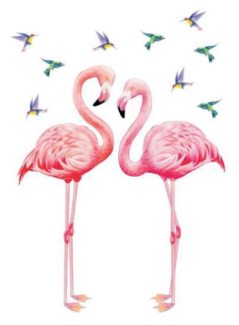 Фламинго, детская