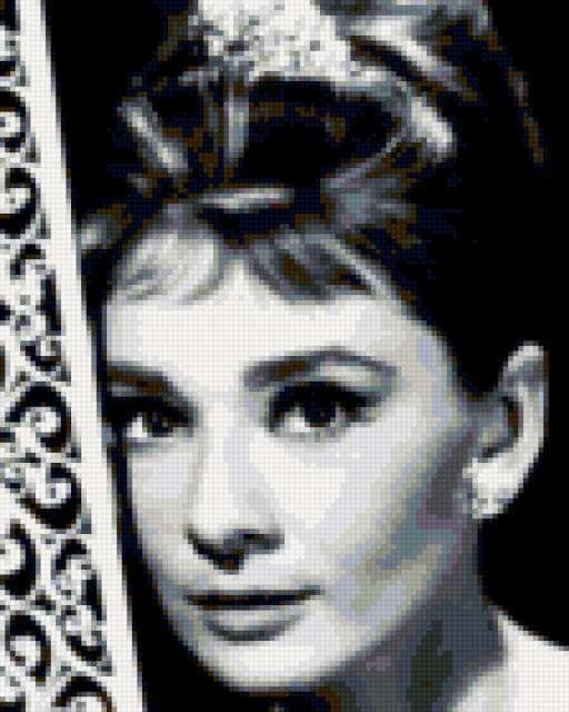 Audrey hepburn, предпросмотр
