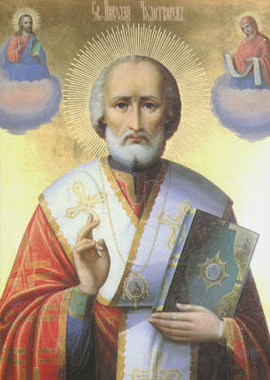 Николай чудотворец, оригинал