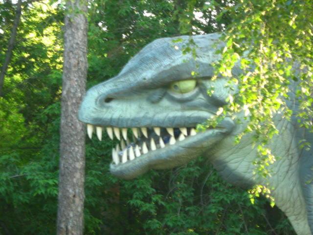 Динозавр, оригинал