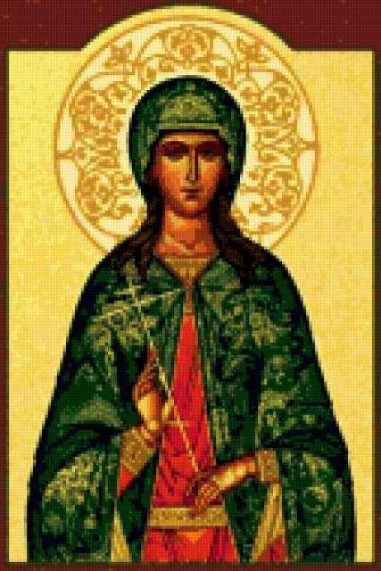 Св. юлия, предпросмотр