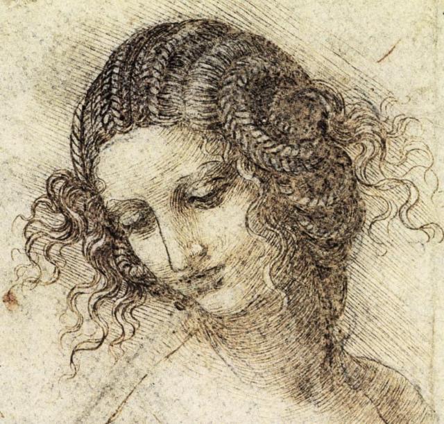 Леонардо да винчи, оригинал