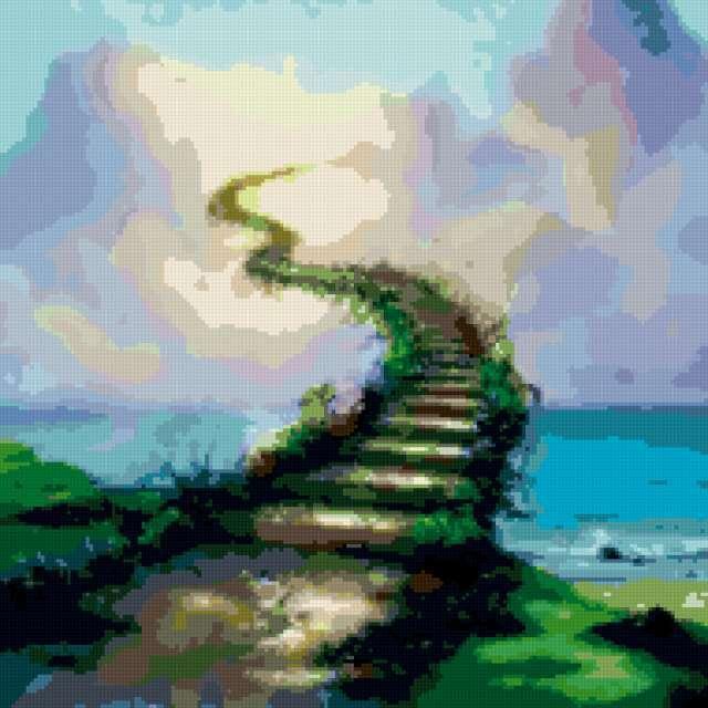 Мост в облака, предпросмотр