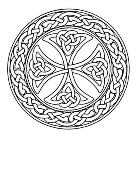 Кельтский крест, оригинал