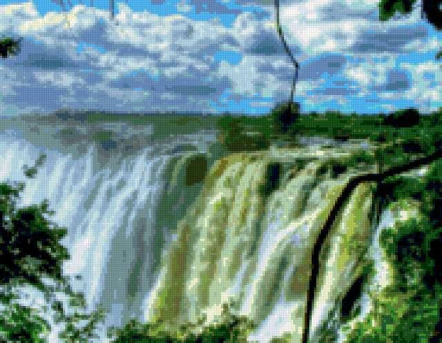 Водопад Виктория, предпросмотр