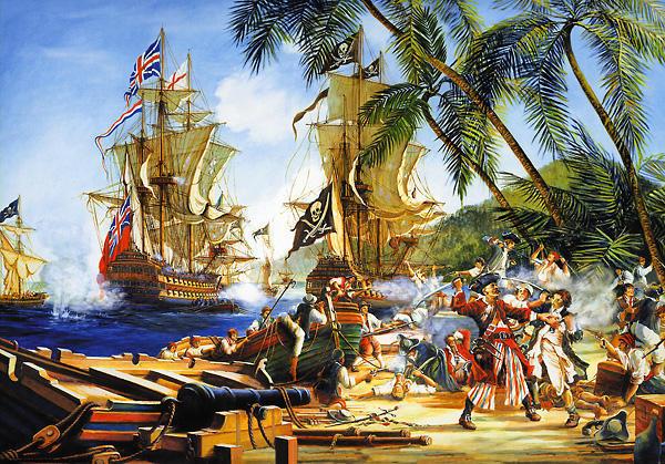 Пираты, оригинал