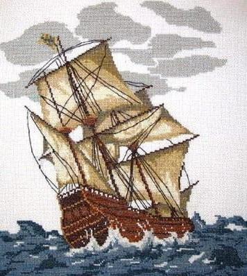 Кораблик, кораблик