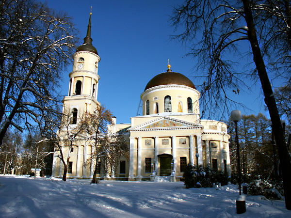 Свято-Троицкий собор, оригинал