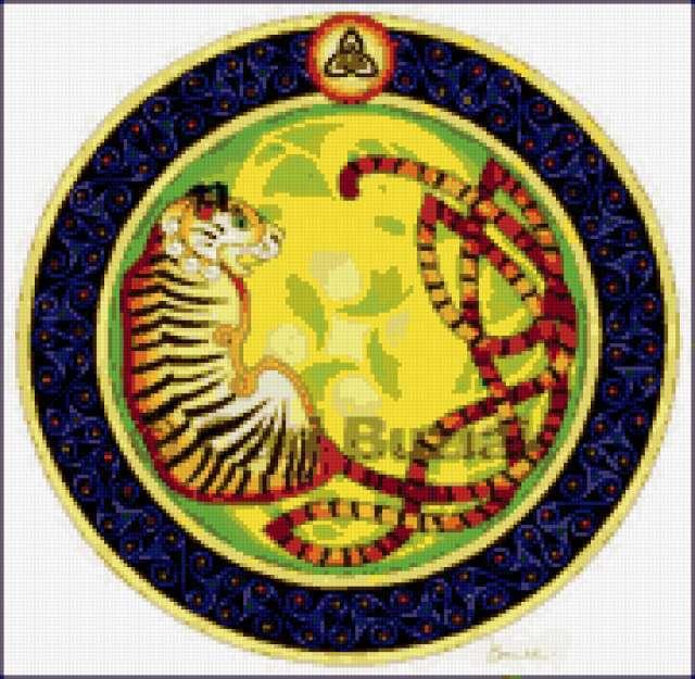 Кельтский тигр, предпросмотр