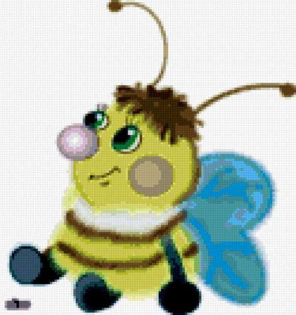 Пчела мая, детские
