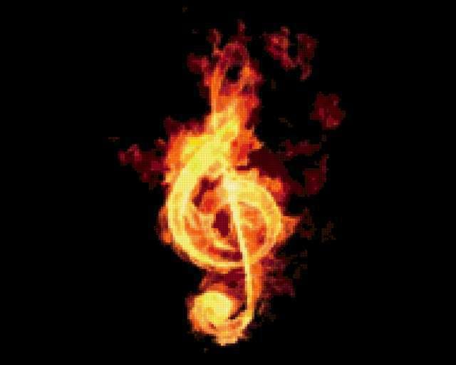 Огненная нота, предпросмотр