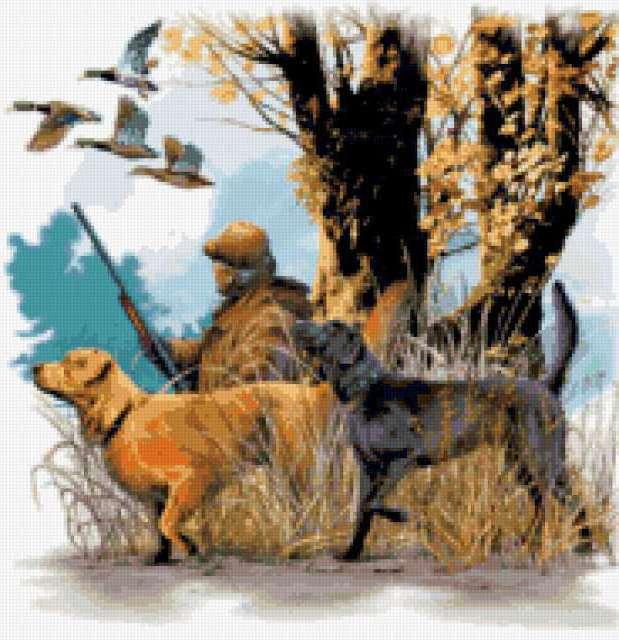 охота на уток, предпросмотр