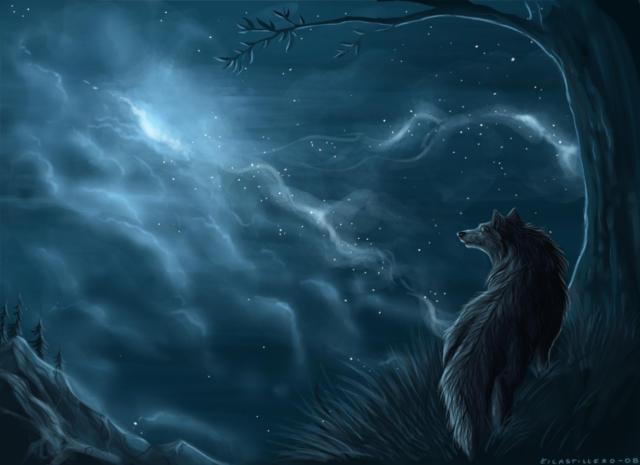 Ночной волк, оригинал