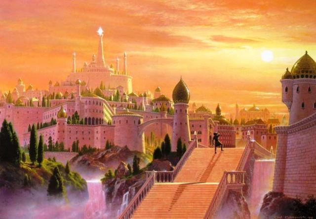 Дворцы Востока, оригинал
