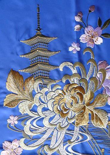 Японские мотивы-2, оригинал