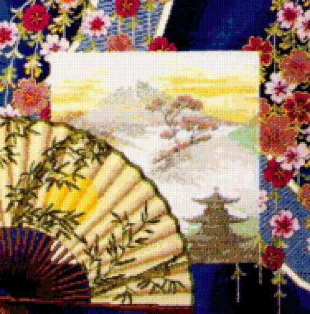Японские мотивы-4