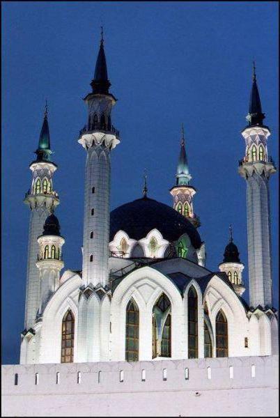 Мечеть Кул шариф, оригинал