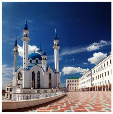 Казаньская мечеть, оригинал