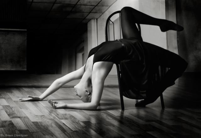 Пластика, балет