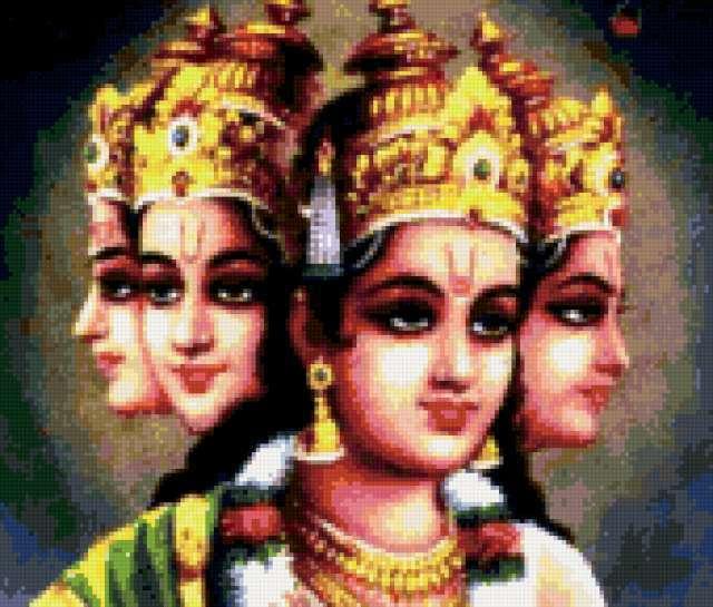 богини Индии, предпросмотр