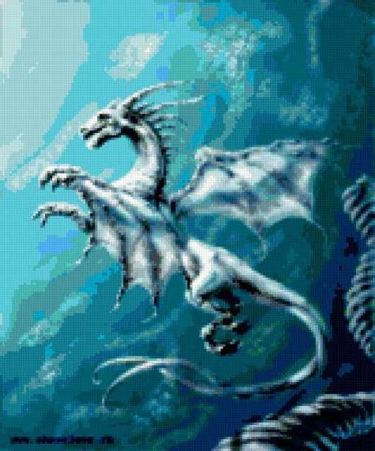 Белый дракон, предпросмотр