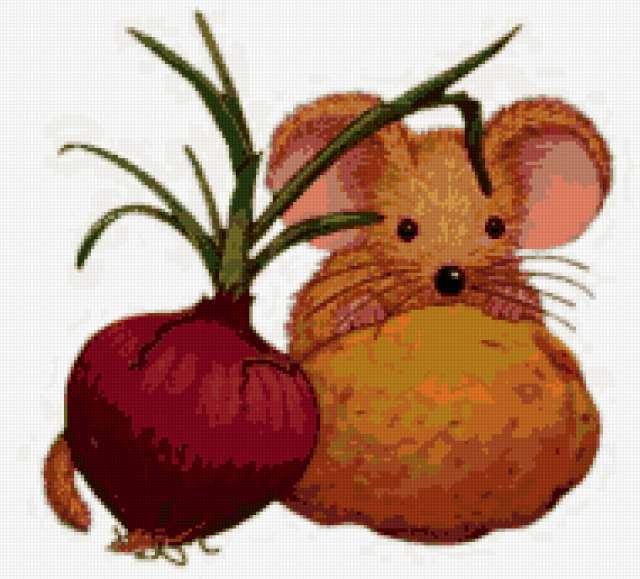 Мышонок-кулинар, предпросмотр