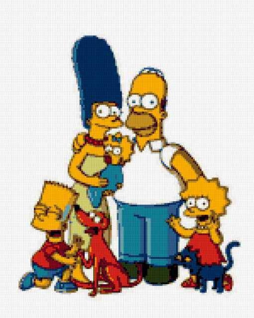 Симпсоны, предпросмотр