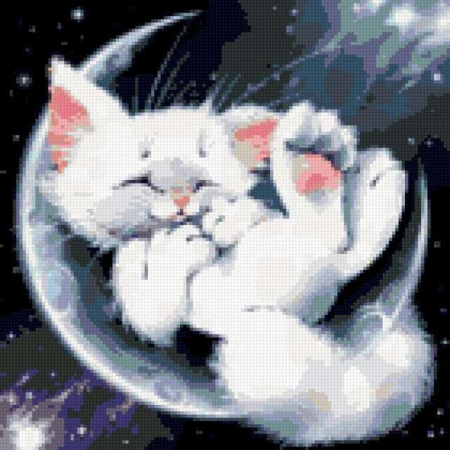 Лунный кот, предпросмотр