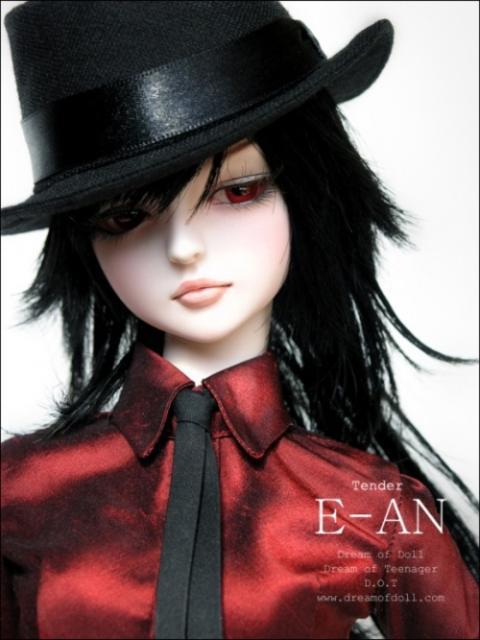 Кукла, оригинал