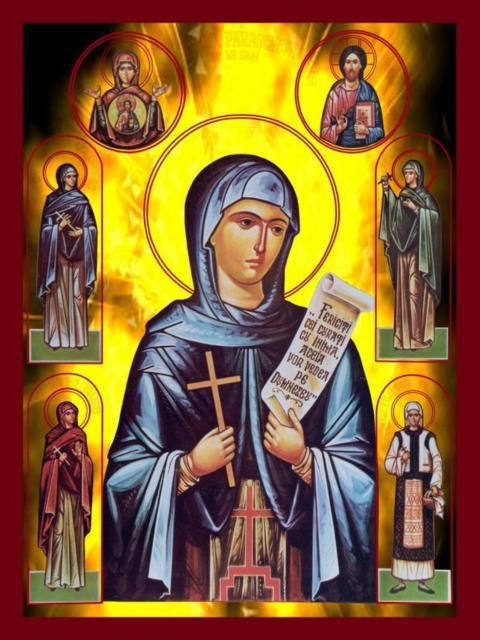 Православные иконы, мконы