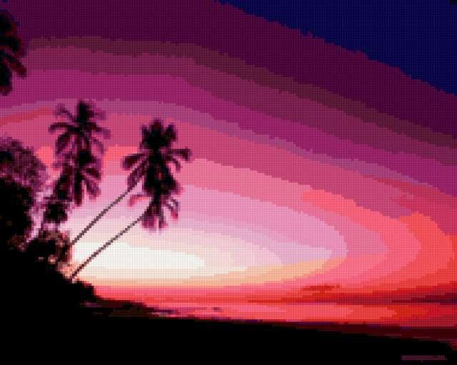 Райский закат, предпросмотр