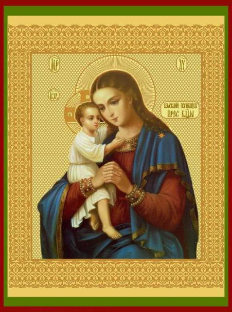Православные иконы, оригинал