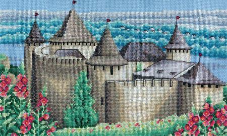 Старая крепость, оригинал
