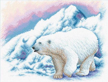Белый медведь, оригинал