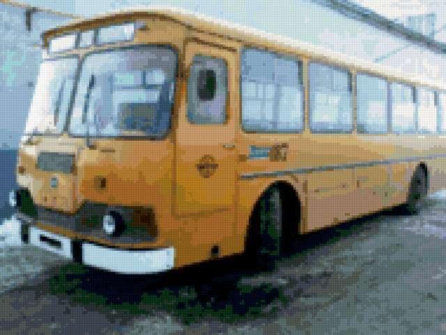 Автобус, предпросмотр