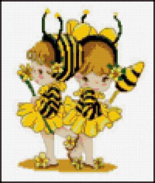 Дети пчелки, предпросмотр