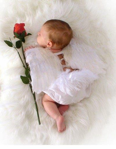 Ангел спит, оригинал