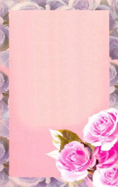 Рамка с розами, оригинал