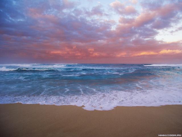 Пустынный пляж 2, оригинал