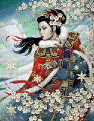 Япония, оригинал