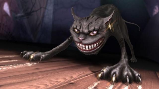 Чеширский Кот., чеширский кот