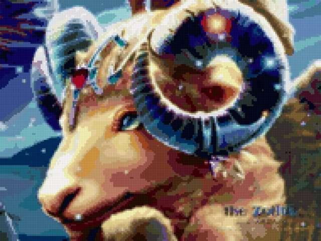 Знак зодиака Телец 2,