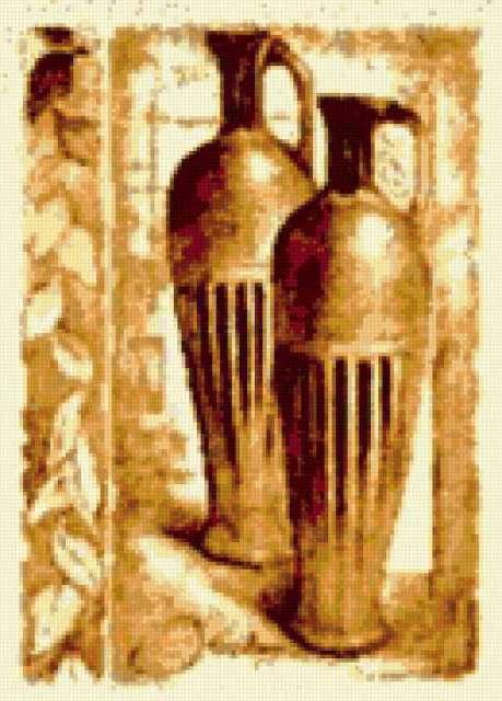 Античная ваза, предпросмотр