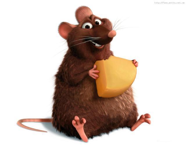 Мышь счастливая, детские