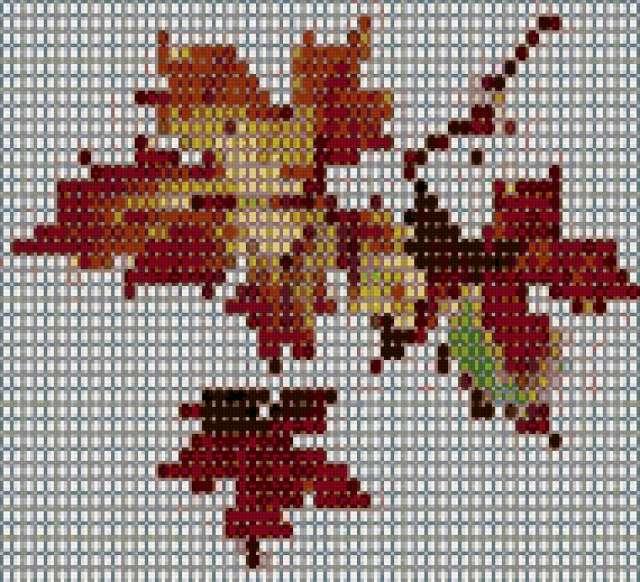 Листья, листья
