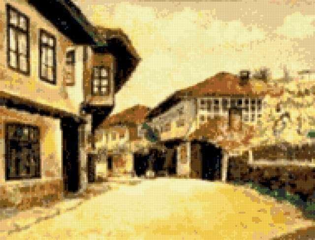Старый город, предпросмотр