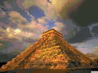 Пирамида, оригинал