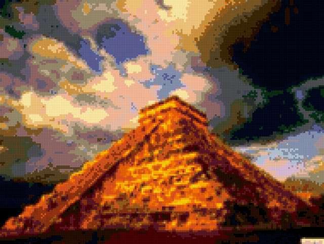 Пирамида, предпросмотр