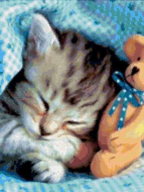 Сладкий сон, animals