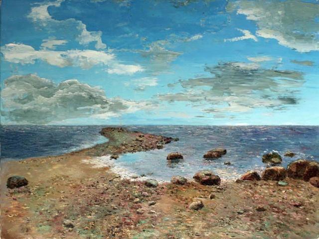 Балтийский берег, оригинал